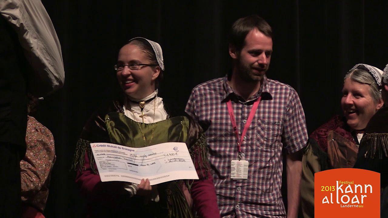 Revival – Prix de la création Faltaziañ 2013