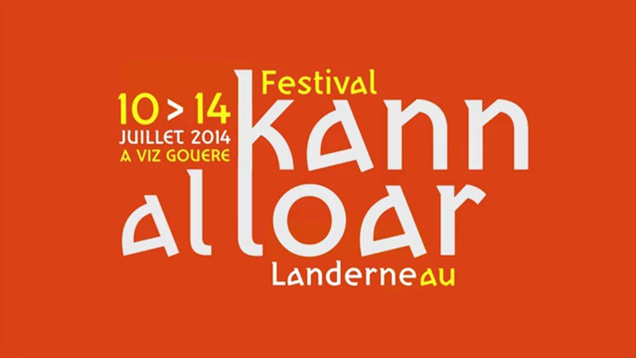 Teaser Festival Kann al Loar 2014 – Landerneau